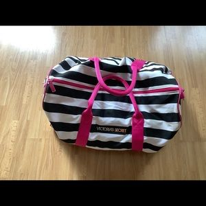 Victoria's Secret large duffel bag
